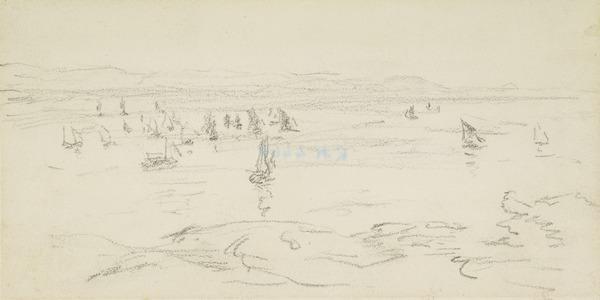 Kilbrannon Sound (About 1883)