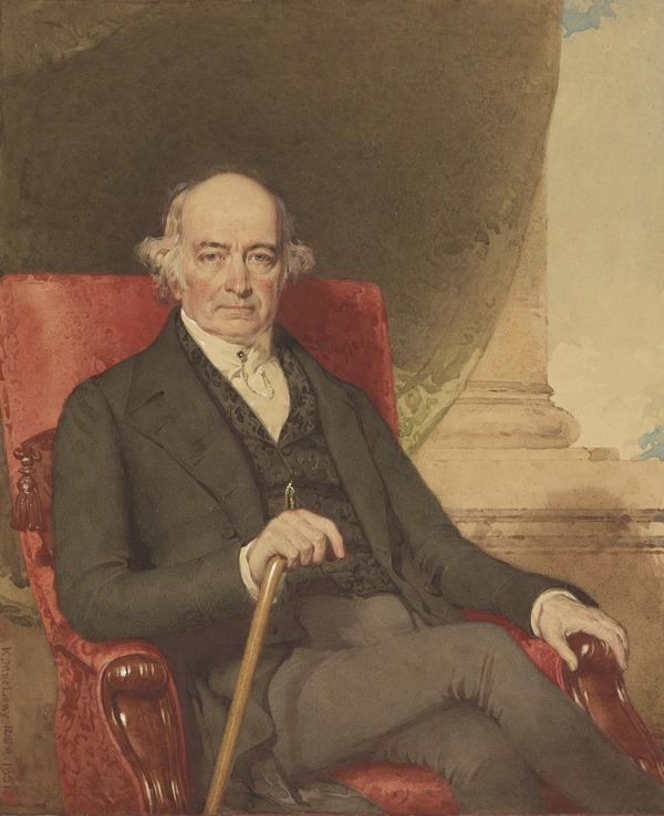 Thomas Graham Murray of Stenton. Writer to the Signet (Dated 1851)
