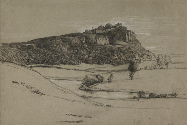 Stirling Castle, 1904 (Dated 1904)