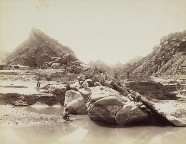 View in Baluchistan (About 1899)