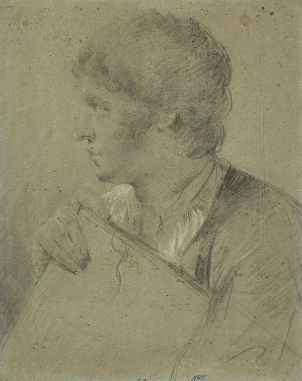 An Artist with a Portfolio