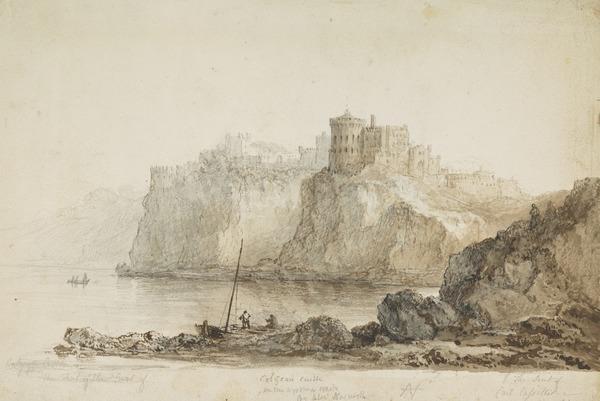 Culzean Castle, Ayrshire (1812)