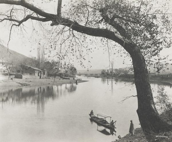 Jehlum River, Kashmir (About 1896)