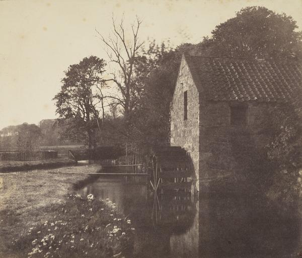 The Old Mill (1857)