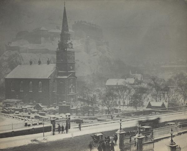 St Cuthbert's Church, Lothian Road (1882)
