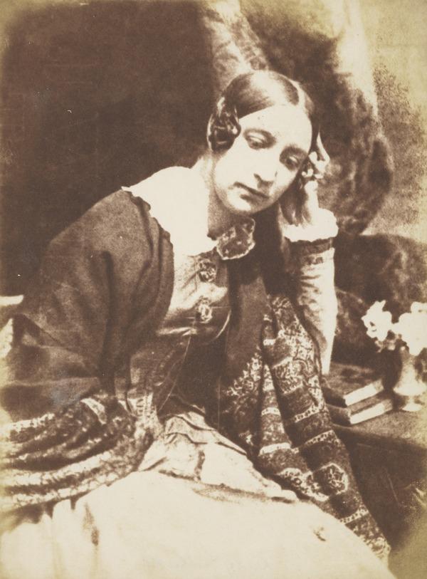 Lady Elizabeth (Rigby) Eastlake, 1809 - 1893. Writer (1843 - 1847)