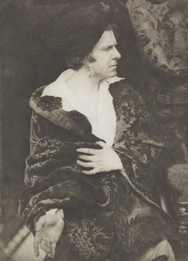 David Octavius Hill, 1802 - 1870. Artist and pioneer photographer [d] (1983)