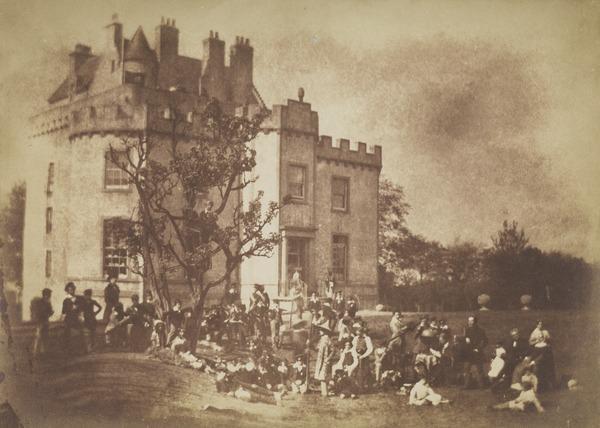Merchiston Castle School [Edinburgh 38] (1843 - 1847)