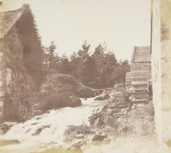 Old Mill Braemar (1855)