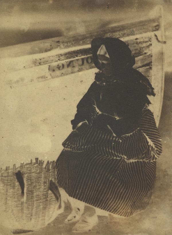 Mrs Elizabeth (Johnstone) Hall [Newhaven] (1843 - 1847)