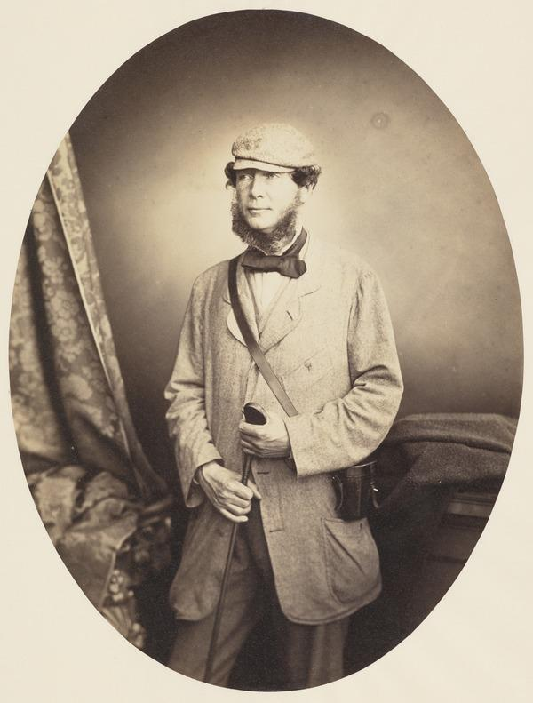 Walter Little Gilmour (About 1858)