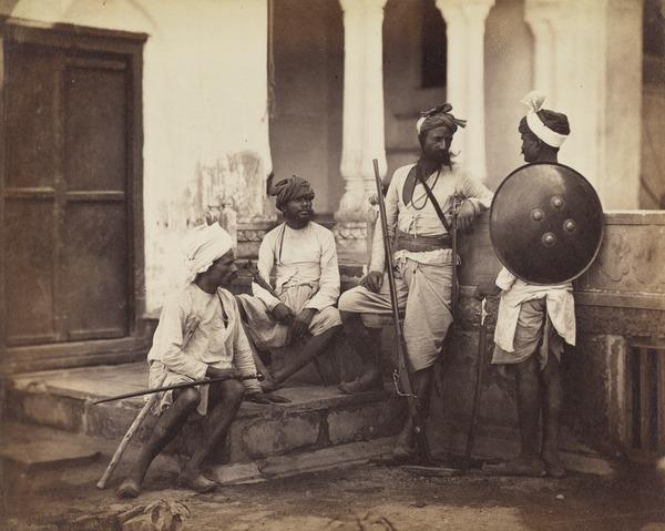 Chohan Rajpoots, Delhi (Between 1862 and 1868)