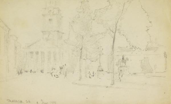 Trafalgar Square (1909)