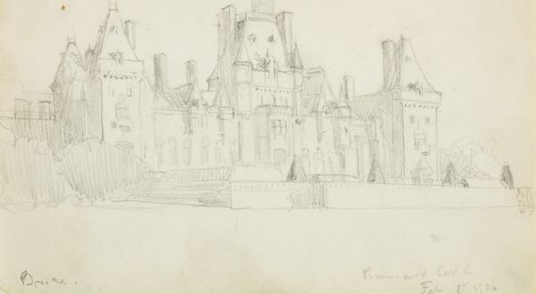 Kinnaird Castle (1920)