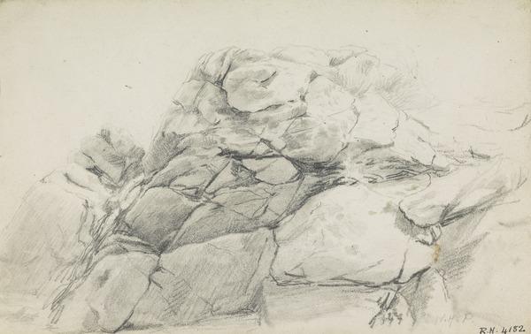 Rocks (1844)