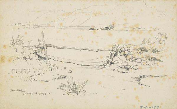 Inverlochy (Dated 1861)