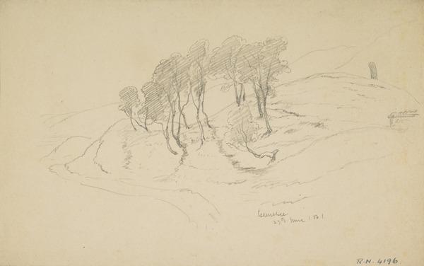 Glenshee, Perthshire (Dated 1861)