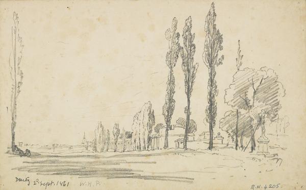 Dentz, West Germany (Dated 1861)