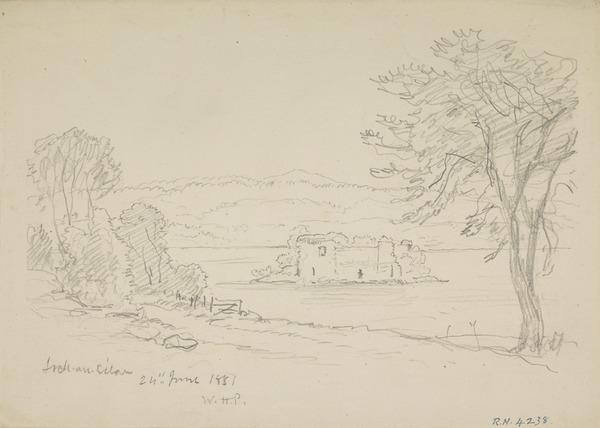 Loch-an-Eilan, Inverness-shire (Dated 1881)