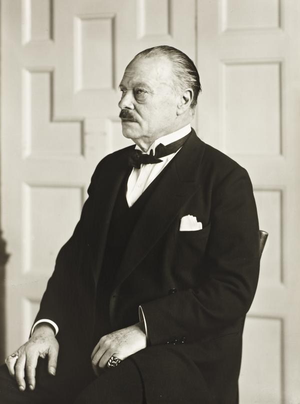 Grand Duke [Ernst Ludwig von Hessen und bie Rhein], about 1930 (about 1930)