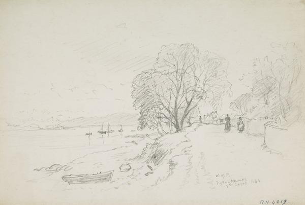 Tighnabruaich, Argyll (Dated 1868)