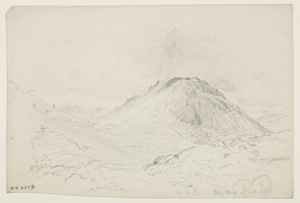 Glen Etive, Argyll (Dated 1878)