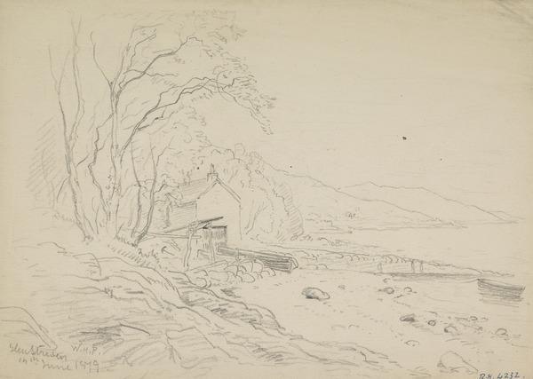 Glenstriven, Argyll (Dated 1879)