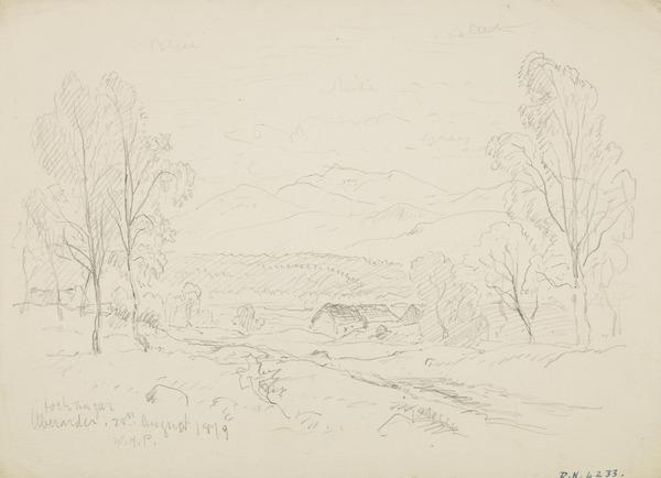 Lochnagar, Aberarder, Inverness-shire (Dated 1879)