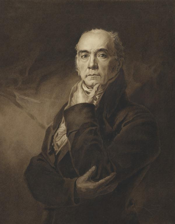Copy after Sir Henry Raeburn's 'Diploma' Self-Portrait
