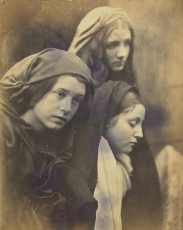 The three Marys (1864)