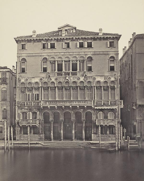 Grand Hotel de la Ville, Venice