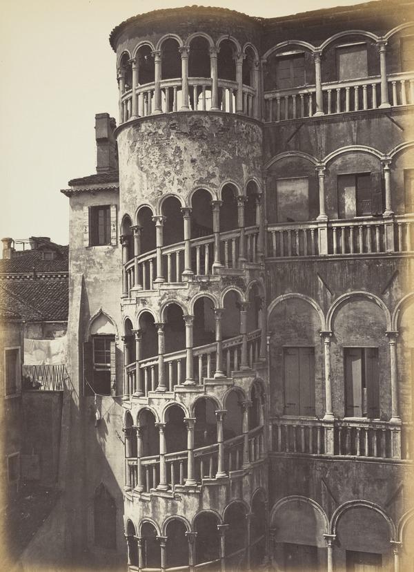 The Scala Contarini del Bovolo, Venice