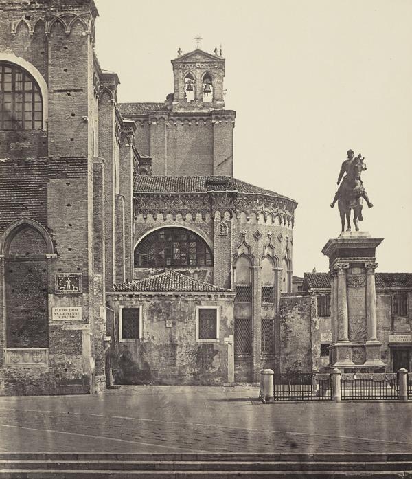 Campo SS Giovanni e Paolo, Venice