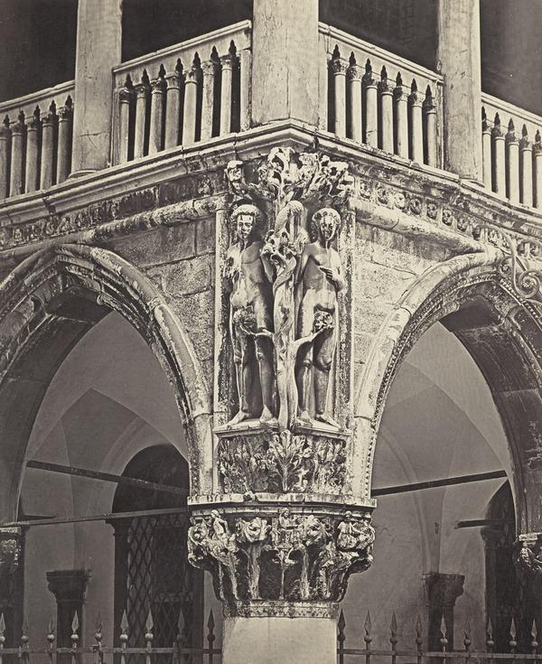 Angolo Meridionale del Palazzo Ducale, Venezia [Southern Corner of Ducal Palace, Venice]