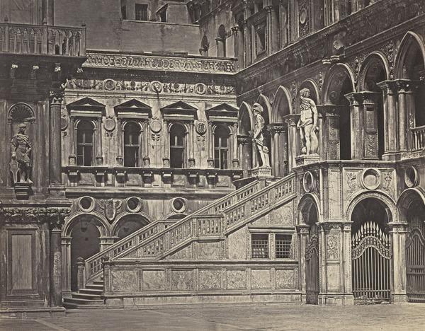Scala dei Giganti, Venezia [Giants' Stairs, Venice]
