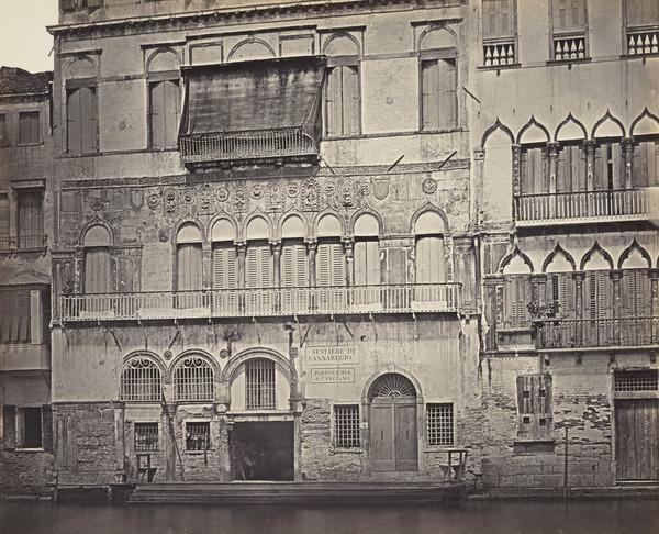 Casa al Traghetto di SS Apostoli, Venice