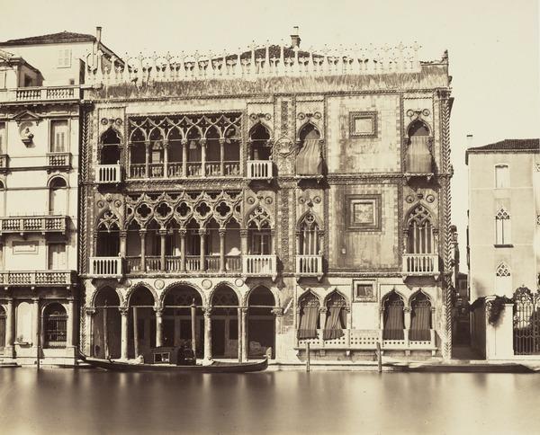 Palazzo Ca' d'Oro, Venezia [Ca D'oro Palace, Venice]