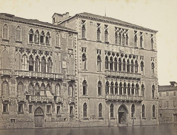 Palazzo Foscari, Venice