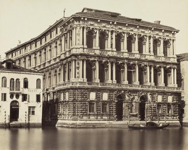 Palazzo Pesaro [Pesaro Palace, Venice]