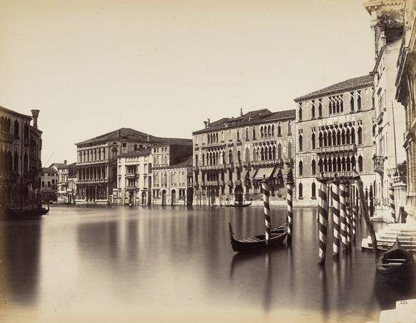 Palazzo Foscari [Foscari Palace, Venice]