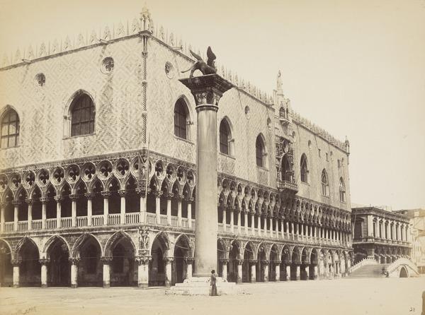 Palazzo Ducalé e Colonna - Venezia