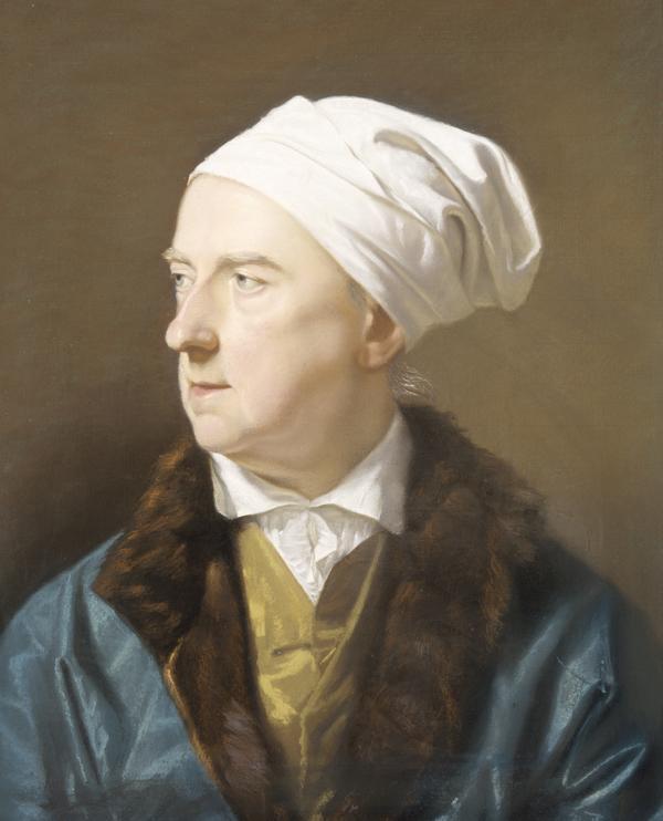 Gavin Hamilton, 1723 - 1798. Artist (About 1788)