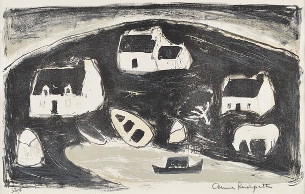 Landscape Kyleakin (late 1950s)