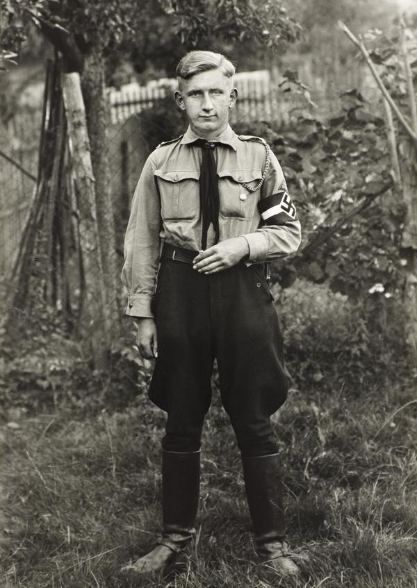 Member of the Hitler Youth, c.1941 (about 1941)