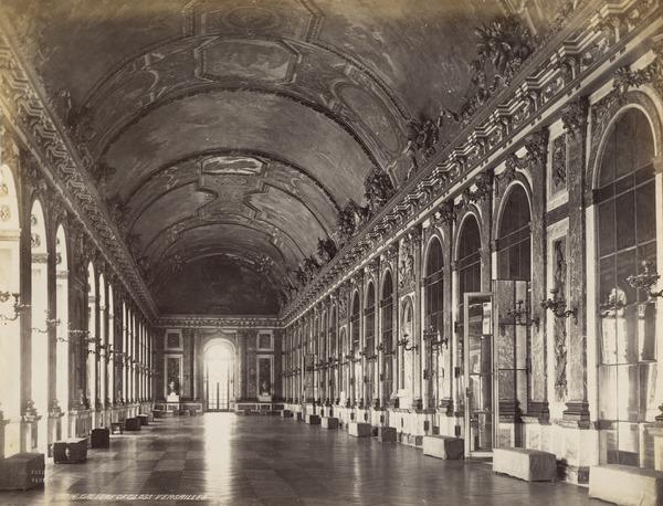 Versailles, Salle de Glaces