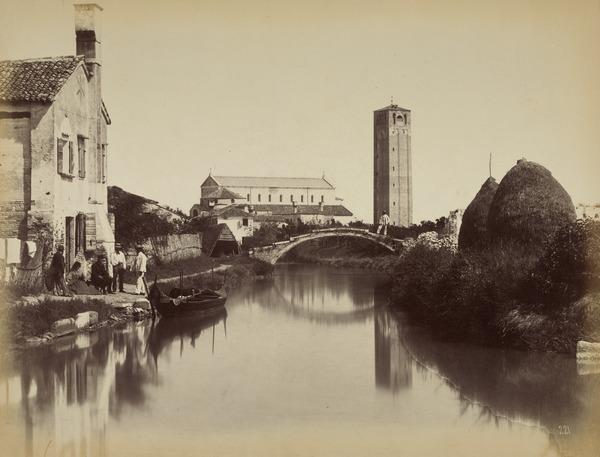Torcello, Venice (1860s)