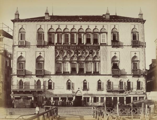 Hotel Danieli, Venice (1860s [?])