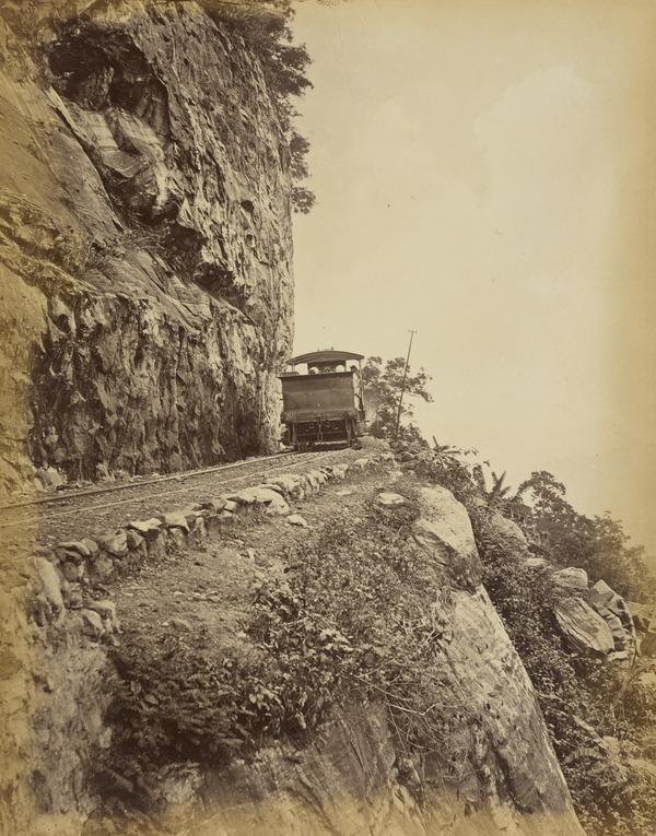 Kandy Railway, Ceylon