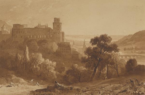 Heidelberg (Dated 1823)