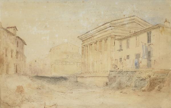 Temple of Fortuna Virilis, Rome